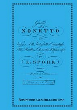 NONET in F major Op.31