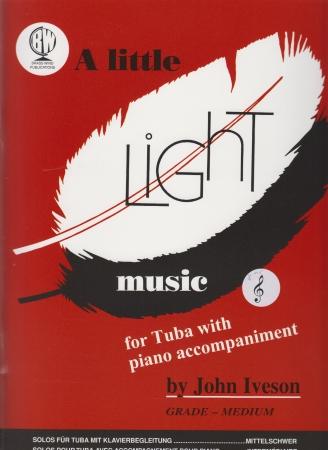 A LITTLE LIGHT MUSIC (treble clef)