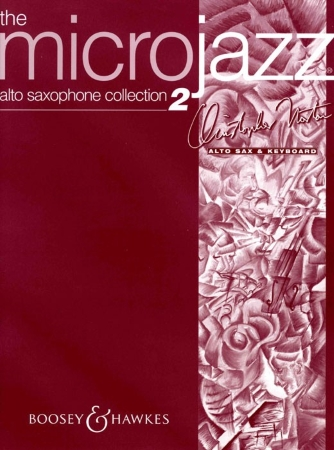 MICROJAZZ Alto Saxophone Collection 2