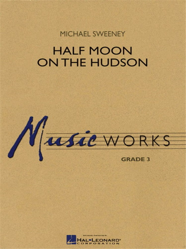 HALF MOON ON THE HUDSON (score & parts)