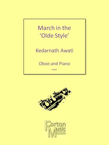 MARCH IN THE OLDE STYLE