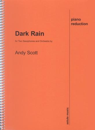DARK RAIN Piano Part