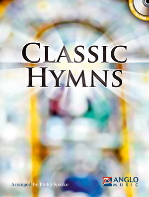 CLASSIC HYMNS + CD (treble/bass clef)