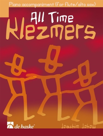 ALL TIME KLEZMERS Piano Accompaniment