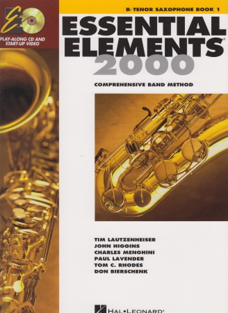 ESSENTIAL ELEMENTS Book 1 (Tenor) + Free Download