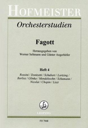 ORCHESTRAL STUDIES 4: Rossini, Donizetti, Schubert