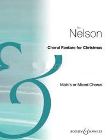 CHORAL FANFARE FOR CHRISTMAS (vocal score)