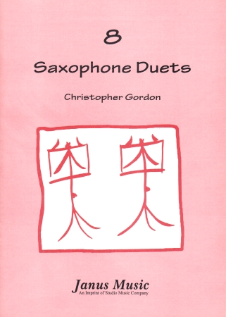 EIGHT SAXOPHONE DUETS