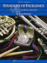 STANDARD OF EXCELLENCE Book 2 Alto Saxophone