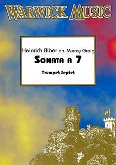 SONATA a 7 (score & parts)