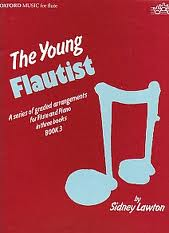 THE YOUNG FLAUTIST Volume 3
