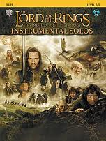 LORD OF THE RINGS Trilogy + CD