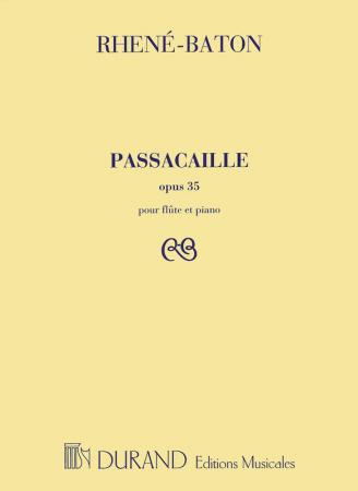 PASSACAILLE Op.35