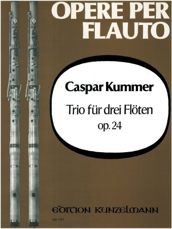 TRIO Op.24 (set of parts)