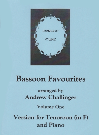 BASSOON FAVOURITES Volume 1 (for Tenoroon in F)