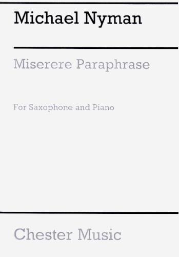 MISERERE PARAPHRASE