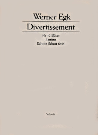 DIVERTISSEMENT score