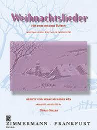 CHRISTMAS CAROLS 30 carols (German)