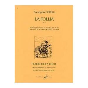LA FOLLIA Op.5