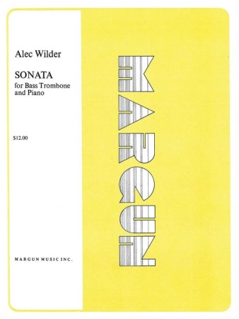 SONATA for Bass Trombone