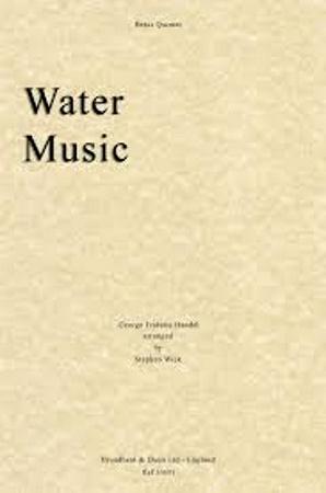 WATER MUSIC (score & parts)