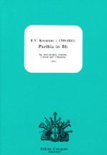 PARTHIA (solo clarinet)