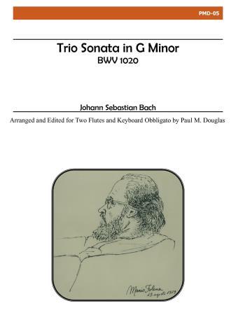 TRIO SONATA in G minor BWV 1020