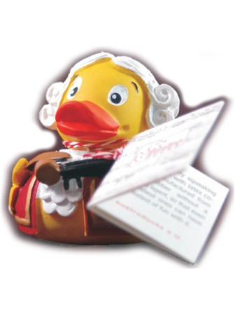 RUBBER DUCK Mozart