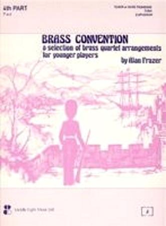 BRASS CONVENTION Part 4 C bass clef