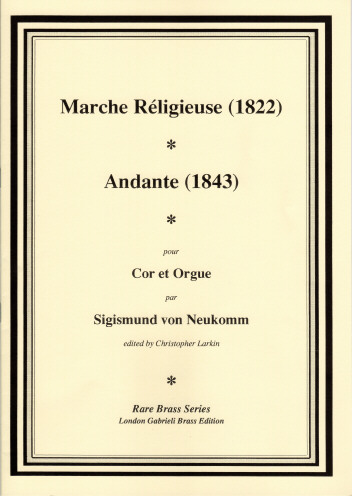 MARCHE RELIGIEUSE & ANDANTE