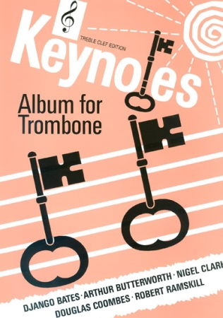 KEYNOTES ALBUM FOR TROMBONE (treble clef)