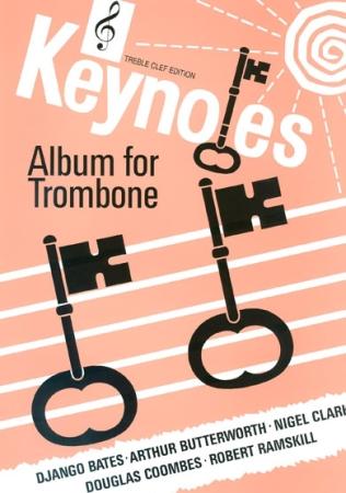 KEYNOTES ALBUM FOR TROMBONE (treble clef)