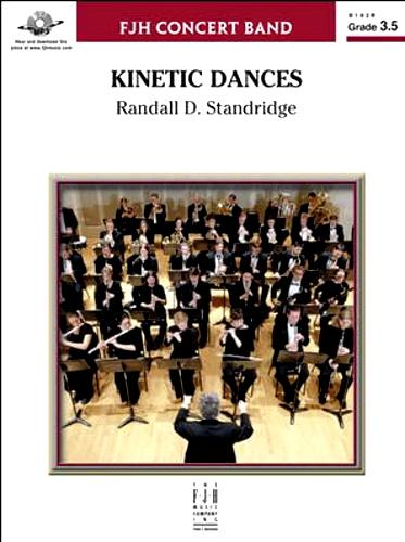 KINETIC DANCES (score & parts)