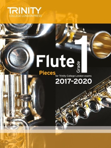 FLUTE PIECES 2017-2020 Grade 1 (score & part)