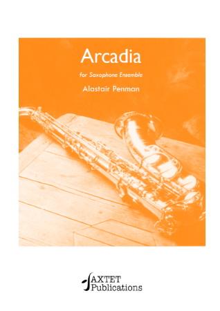 ARCADIA (score & parts)