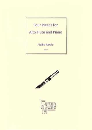 FOUR PIECES FOR ALTO FLUTE