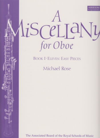 A MISCELLANY FOR OBOE Book 1