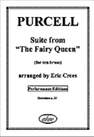 SUITE from 'The Fairy Queen'