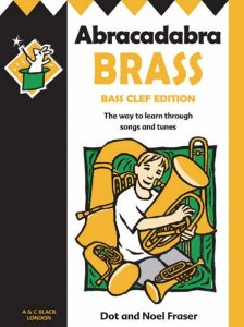 ABRACADABRA BRASS (bass clef)