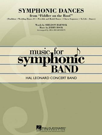 SYMPHONIC DANCES (score & parts)