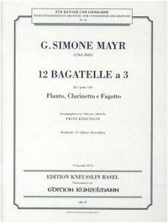 12 BAGATELLES