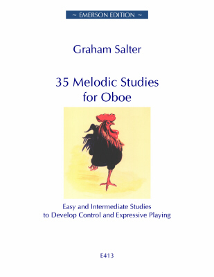 35 MELODIC STUDIES