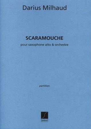 SCARAMOUCHE (score)