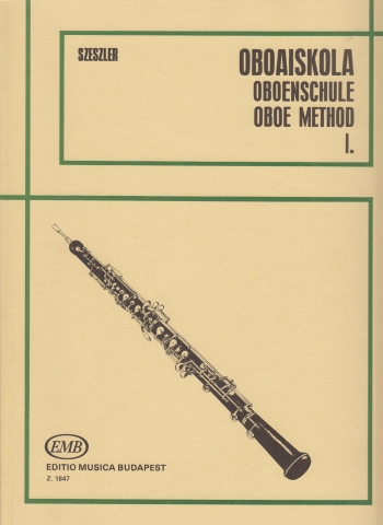 OBOE METHOD Volume 1