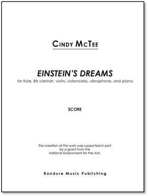 EINSTEIN'S DREAMS score & parts