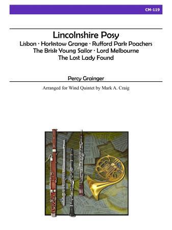 LINCOLNSHIRE POSY (score & parts)