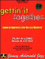 GETTIN' IT TOGETHER Volume 21 + CD