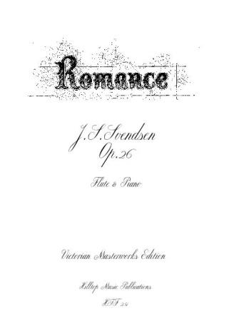 ROMANCE Op.26