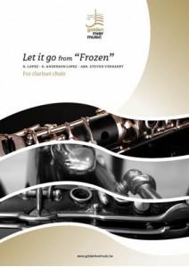 LET IT GO from 'Frozen' score & parts