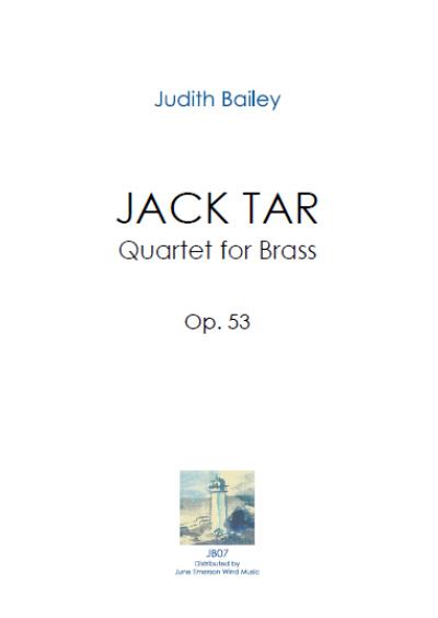 JACK TAR Op.53 score & parts